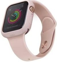 Uniq Lino Hybrid 40 mm pouzdro pro Apple iPhone Series 5, růžová