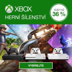 Xbox herní šílenství