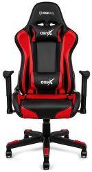 Niceboy ORYX Throne černo-červené