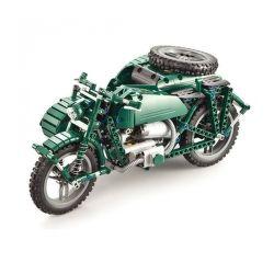 Fleg motorka RC model