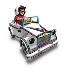 Fleg Paper Auto skládací papírová hračka