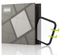 TGP 3D tvrzené sklo pro Apple Watch Series 5 44mm, černá