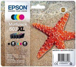 Epson 603XL C13T03A64010 balení 4 náplní