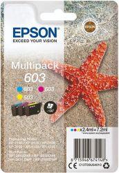 Epson 603 C13T03U54010 balení 3 náplní