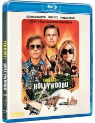 Tenkrát v Hollywoodu - Blu-Ray