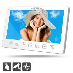 Veria 7070B+229 videotelefon bílý