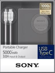 Sony CP-SC5 powerbanka 5000 mAh černá/antracitová