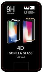 Winner 4D Full Glue tvrzené sklo pro Samsung Galaxy A51, černá