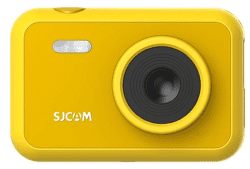 SJ CAM F1 Fun Cam žlutá