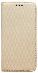 Mobilnet knížkové pouzdro pro Samsung Galaxy S20, zlatá
