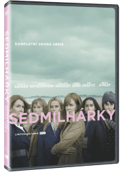 Sedmilhářky 2. série - DVD serial