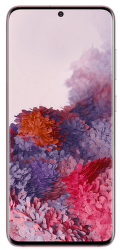 Samsung Galaxy S20 128 GB růžový