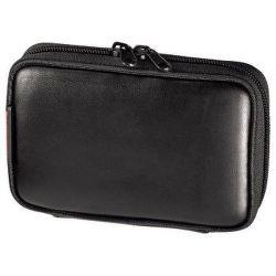 Hama Navi kožený batoh S2 (černý)