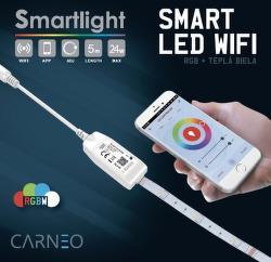 Carneo Smart RGBW LED pás barevný