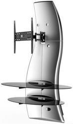 Meliconi Ghost Design 2000 Rotation stříbrný