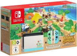 Nintendo Switch Animal Crossing: New Horizons Bundle
