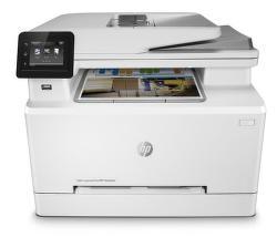 HP Color LaserJet Pro MFP M283fdn bílá