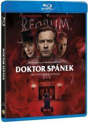 Doktor Spánek od Stephena Kinga - Blu-ray film