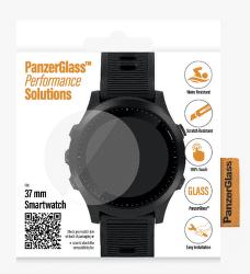PanzerGlass ochranné sklo pro chytré hodinky Garmin Fenix 5 Plus a Garmin Vívomove HR (vel. skla 37 mm)