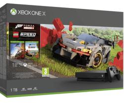 Xbox One X 1TB + Forza Horizon 4 + DLC LEGO