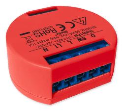 Shelly 1PM 1x16A WiFi spínací modul