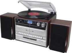 Soundmaster MCD5550 DBR hnědý