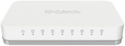 D-LINK GO-SW-8G 8-port 1GB