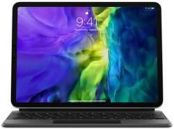 """Apple Magic Keyboard (2. gen) MXQT2SL/A pouzdro s klávesnicí SK pro iPad Pro 11"""" černé"""