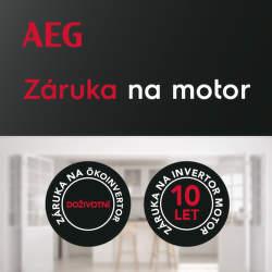 Prodloužená záruka na motor spotřebičů AEG