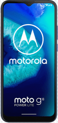 Motorola Moto G8 Power Lite tmavě modrý