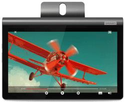 Lenovo Yoga Smart Tab s Google Asistentem ZA530021CZ šedý