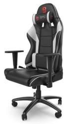 SPC Gear SR300 V2 bílo-černé
