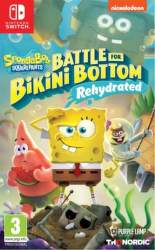 SpongeBob SquarePants: Battle for Bikini Bottom (Rehydrated) - Nintendo Switch hra