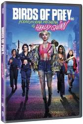 Birds of Prey (Podivuhodná proměna Harley Quinn) - DVD film