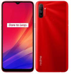 Realme C3 64 GB červený
