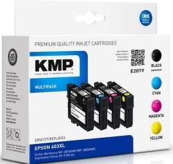 KMP E201V (Epson 603XL) Multipack