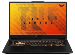 Asus TUF Gaming A17 (FA706II-AU016T) černý