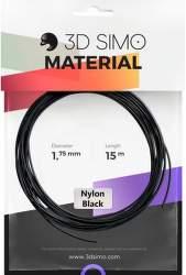 3Dsimo NYLON filament 1.75mm 15m (černý)