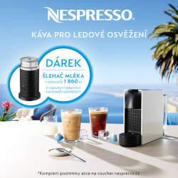 Nespresso - káva pro ledové osvěžení