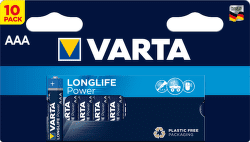 VARTA LL Power 10 AAA alkalická baterie