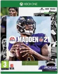 Madden NFL 21 - Xbox One hra