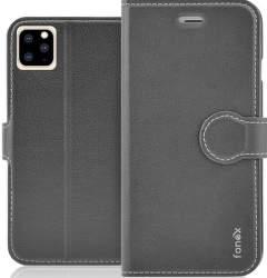 Fonex Identity flipové pouzdro pro Apple iPhone 11 Pro černé