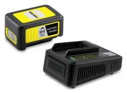 Kärcher 36 V/2,5 Ah baterie a nabíječka