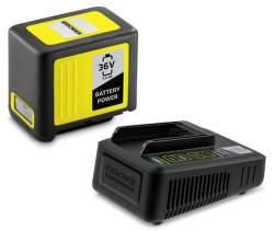 Kärcher 36 V/5,0 Ah baterie a nabíječka
