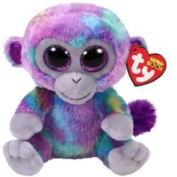ZURI vícebarevná opice 15 cm