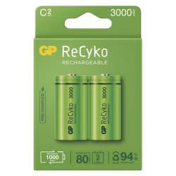 GP ReCyko HR14 (typ C) 3000 mAh 2 ks