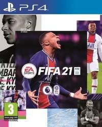 FIFA 21 - PS4 hra