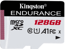 Kingston Endurance 128 GB microSDXC/Class 10