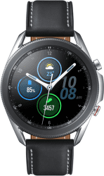 Samsung Galaxy Watch3 45 mm stříbrné