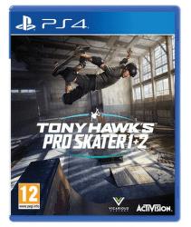 Tony Hawk's Pro Skater 1+2 - PS4 hra